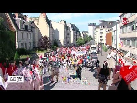 Tours: alerte à la bombe place Anatole France