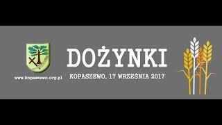 Dożynki Kopaszewo 2017 Przyśpiewki Dożynkowe