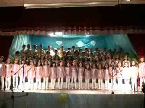 KG. National Section Choir