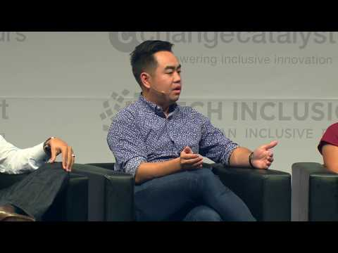 Reddit Executive Panel Discussion: One Year Later   Tech Inclusion SF 2017
