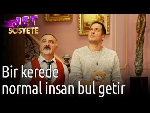 Jet Sosyete 3. Sezon 6. Bölüm - Bir Kerede Normal İnsan Bul Getir