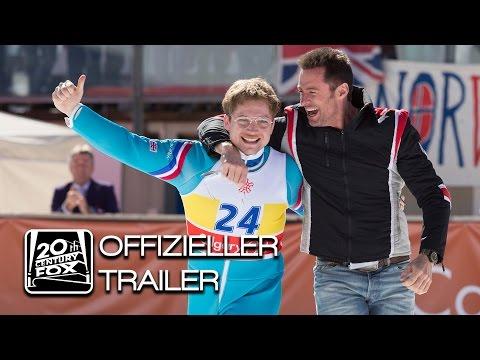 Eddie the Eagle - Alles ist möglich | Trailer 1 | Deutsch HD German Hugh Jackman Taron Egerton