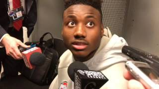 Curtis Samuel after Ohio State
