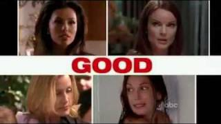 Desperate Housewives : Season 8 Episode 10  'What's To Discuss, Old Friend' Promo