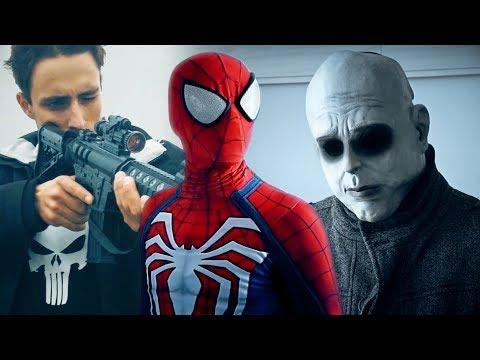 Человек паук сериал фильм