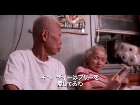 映画『キューティー&ボクサー』予告