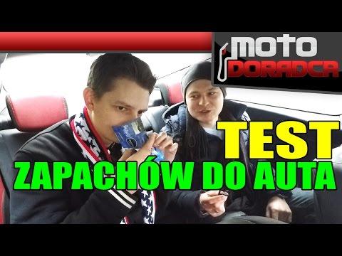 TEST zapachów do samochodu #MOTODORADCA