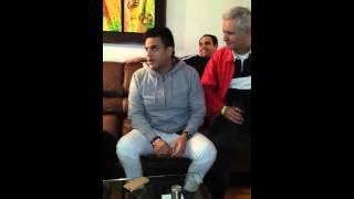 《LA INJUSTICIA》Churo Diaz & Silvestre Dangond