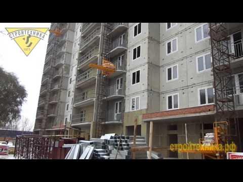 Подъемники строительные мачтовые ПМГ