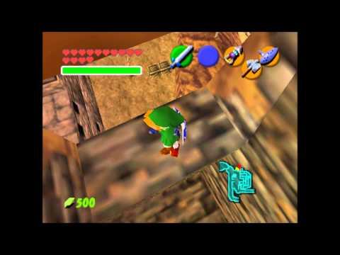 Let's Play!  Legend of Zelda: Ocarina of Time (46) Membership Card.