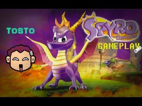 "[Spyro dragon - Gameplay ITA] #5 Tosto - ""Dobermann del !"""