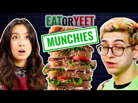 We Have The Munchies! (Eat It or Yeet It #21)