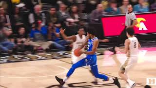 Top Plays: Duke 84, Wake Forest 70 (1/23/18)