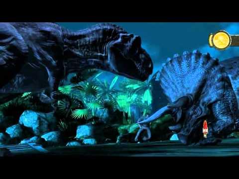 Jurassic Park The Game: Tyrannosaurus Rex