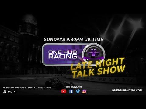 """F1 Ts Hub Season 11 - """"Lets Talk F1 Ts Hub""""   Singapore"""
