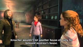 Harry Potter and the Order of the Phoenix (PC) Part 1