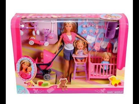 Simba steffi love кукла штеффи с младенцем (5730861) – купить на ➦ rozetka. Ua. ☎: (044) 537-02-22. Оперативная доставка ✈ гарантия качества ☑ лучшая цена $.