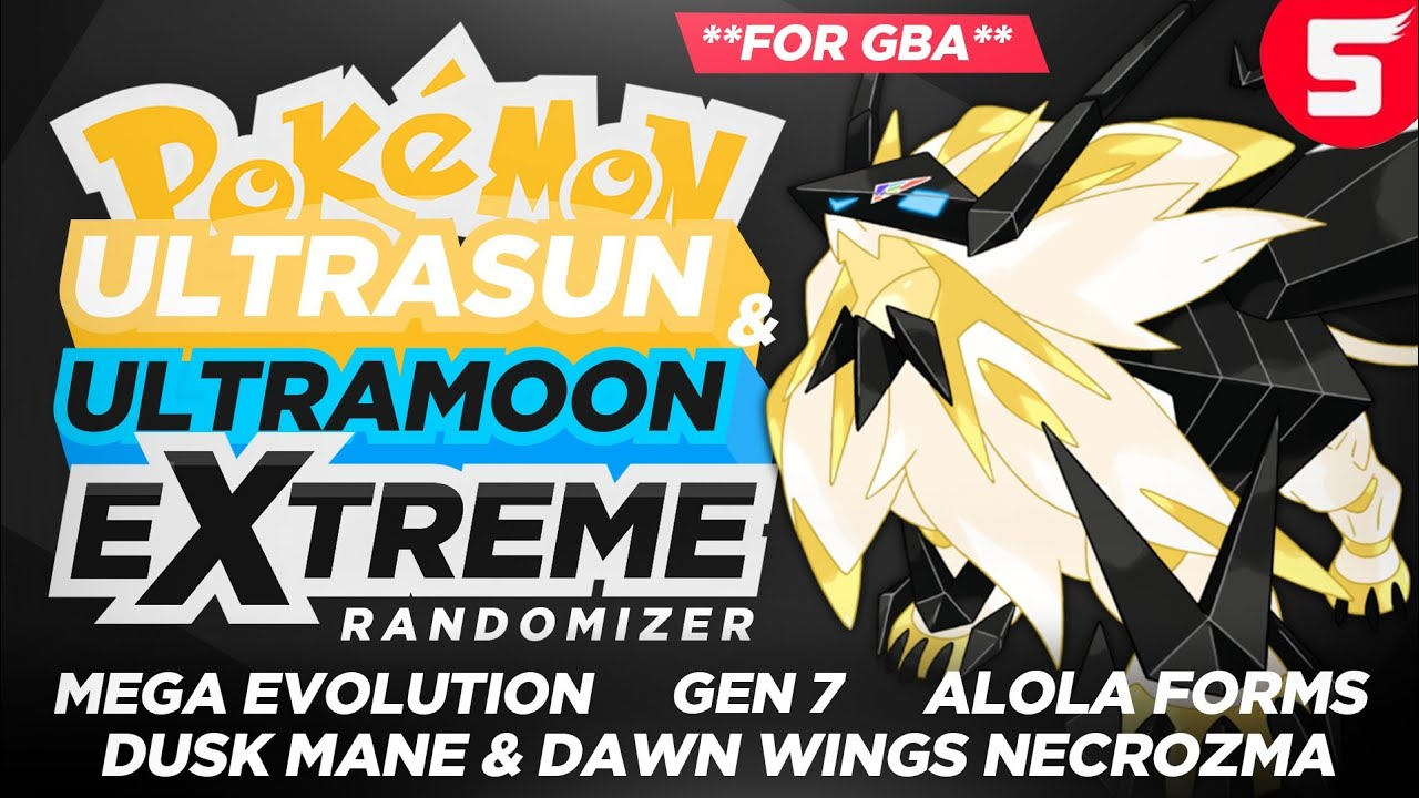 pokemon randomizer rom gba download
