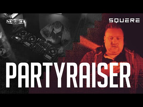 Partyraiser 'Hardcore Therapy By Masters Of Hardcore' @ Brabanthallen, 's-Hertogenbosch By Squere