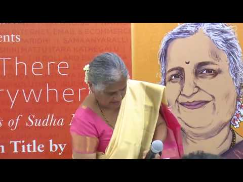 Here, There and Everywhere Conversation with Sudha Murty