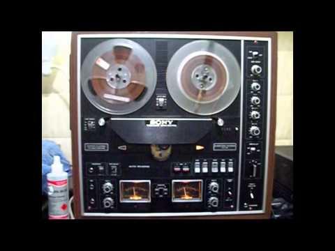 Reel to Reel - Gong - Three Blind Mice - Sony TC-730