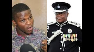 (BREAK) Sammy Gyamfi SUƐS IGP and AG for trying to seize his phones and facebook account