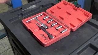 Citroen 1.6 HDI nozzle program