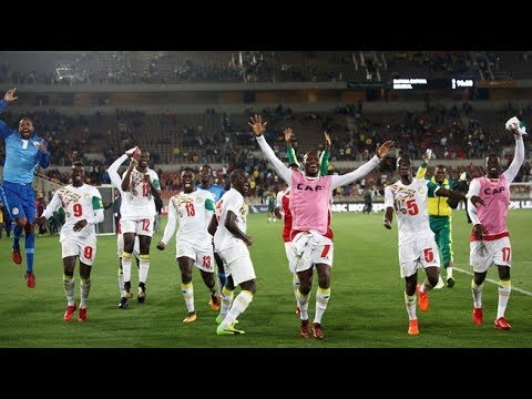 Top 35 Best National Football Teams in Africa 2018
