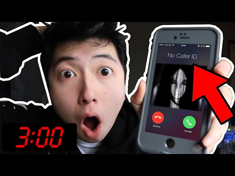 Do NOT Call This PHONE NUMBER at 3:00 AM!!! (The Devil's Hour)