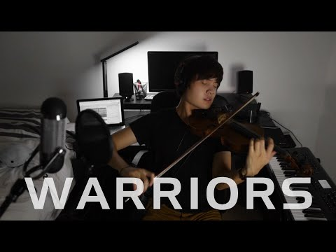 Warriors - 2014 Worlds Championship - Live Looping Violin Cover