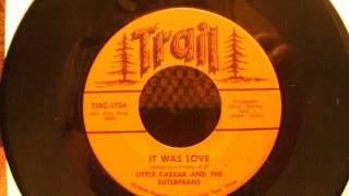 little caesar & euterpeans it was love trail