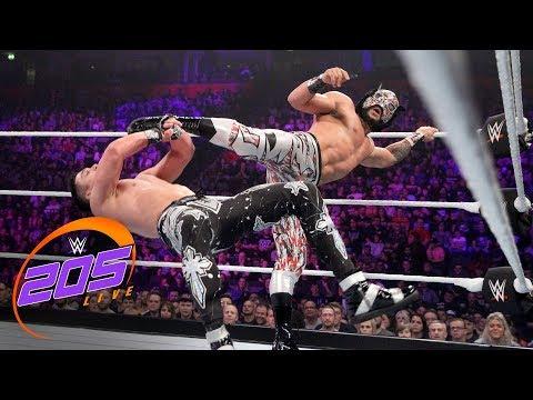 Kalisto & Lince Dorado vs. TJP & Mike Kanellis: WWE 205 Live, Nov. 7, 2018