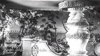Chandrahasa -1965 - P. Suseela & PB Srinivas- Nindu chandamama