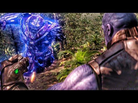 Thanos Arrives in Wakanda Scene - Avengers Infinity War (2018) Movie Clip HD