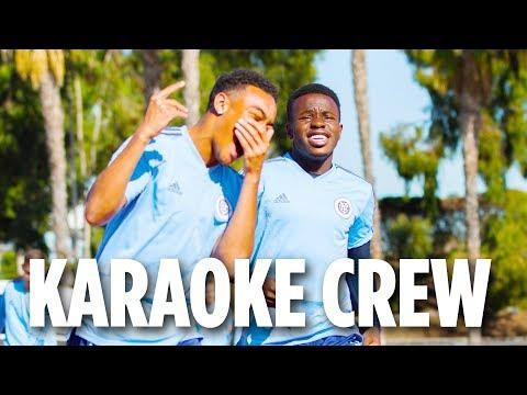 Karaoke Crew | PRESEASON 2018