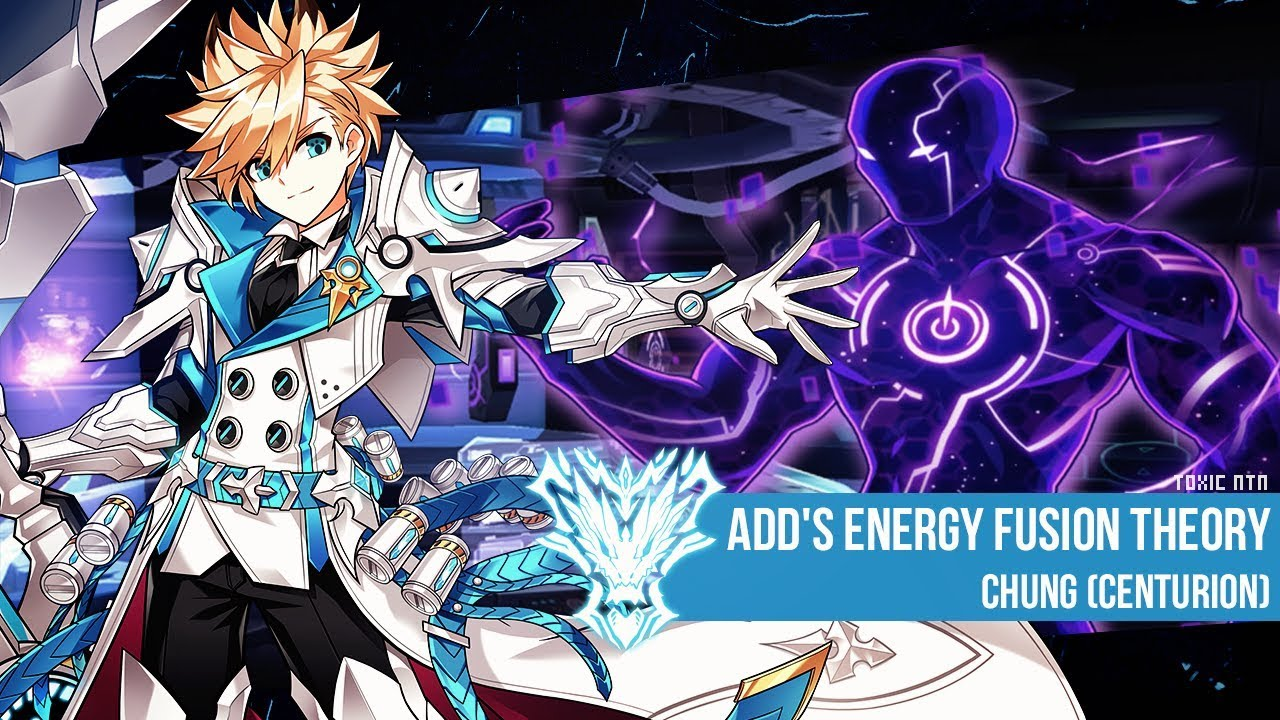 Elsword Chung Centurion Adds Energy Fusion Theory Youtube