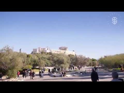 Historical Athens Treasure Hunt