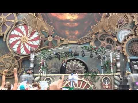 Krewella - Enjoy the ride (Tomorrowland 2014)