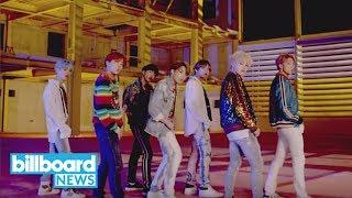 BTS Drops Teaser for Latest Single 'DNA' | Billboard News