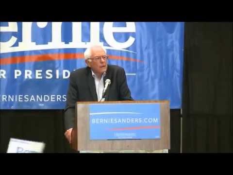 Bernie Sanders in Madison, Wisconsin 07-01-2015