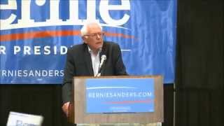 Bernie Sanders in Madison, Wisconsin 07-01-2015