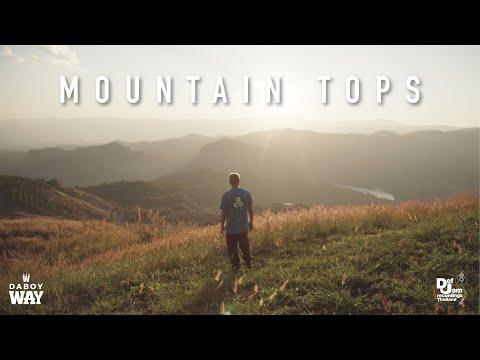 Смотреть клип Daboyway Ft. Vincent Berry Ii - Mountain Tops