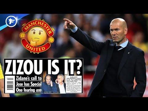 Le mystérieux coup de fil de Zidane à Mourinho | Revue de presse