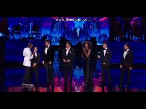 Il divo and heather headley on america 39 s got talent can - Il divo man you love ...