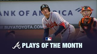 Braves Plays Of The Month   May