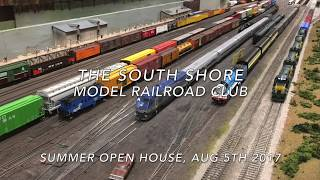 The South Shore Model RR Club