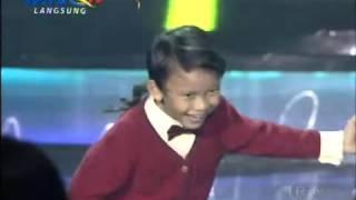 Jojo Indonesian Idol Junior    Sahabat   6 Desember 2014   Elimination 4