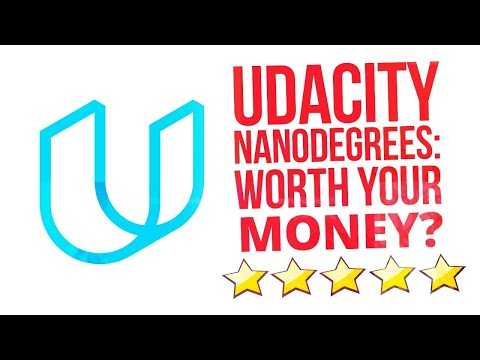 Udacity Nanodegrees: Is It Worth It? - YouTube