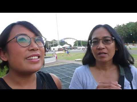 Travel VLOG   Quezon Memorial Circle