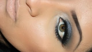 CHRISTMAS/NEW YEAR'S SPARKLY MAKEUP TUTORIAL Thumbnail